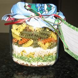Love Soup Mix in a Jar mommyluvs2cook