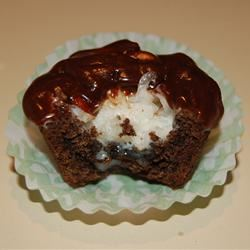 Almond Chocolate Coconut Cups monty