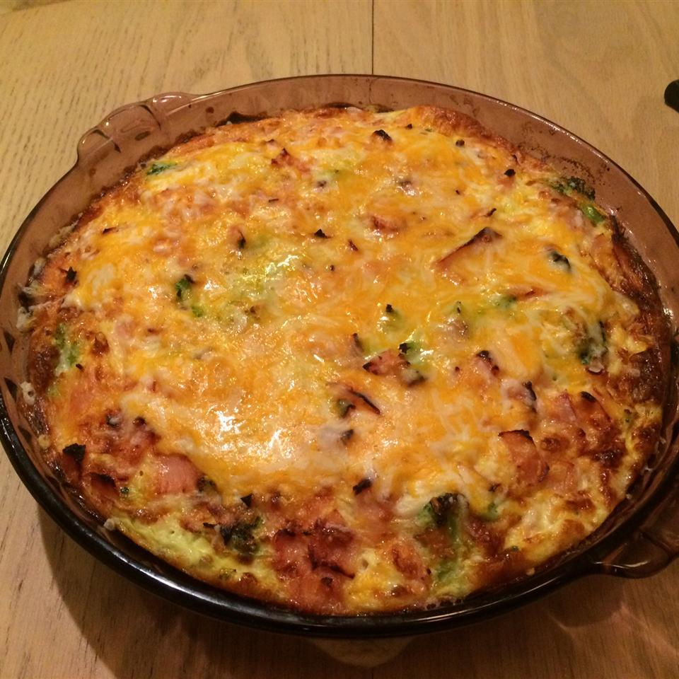 Baked Denver Omelet cuamaer