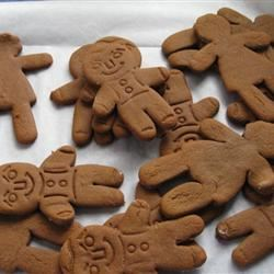Eileen's Spicy Gingerbread Men Crystal