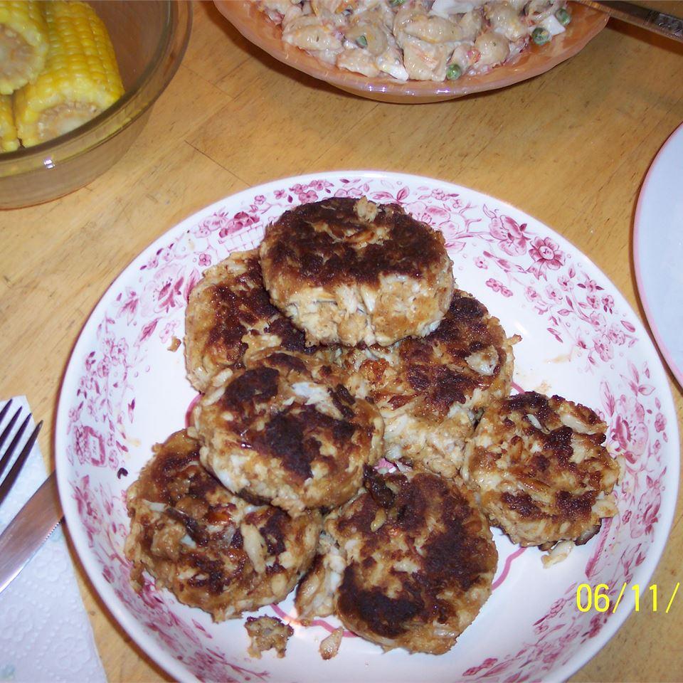 New England Crab Cakes teresa