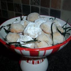 Crescent Cookies Sherry Knoebel Roberts