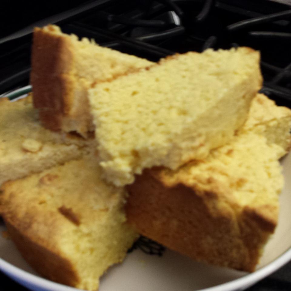 Sweet Corn Bread Jewels