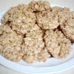 Old Fashioned Oatmeal Cookies III SusieIsSweet