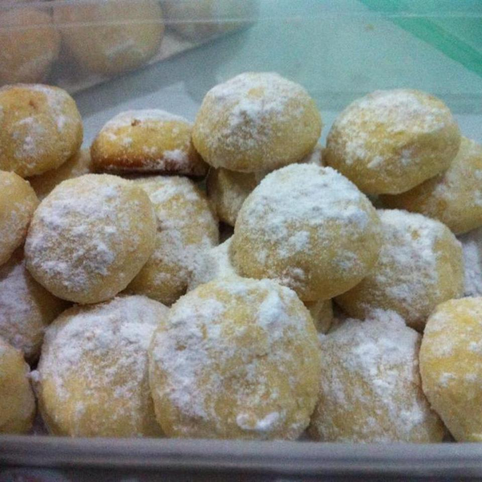 Greek Butter Cookies sam fores