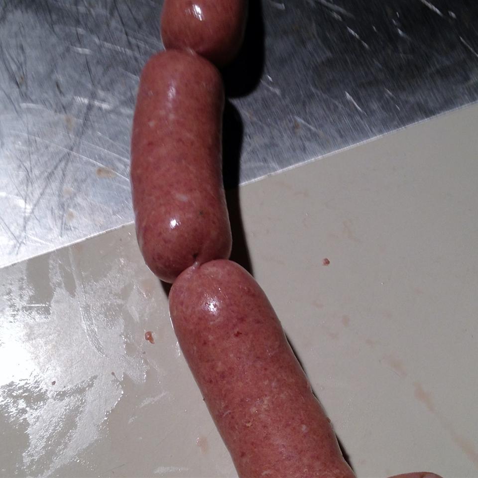 Hot Italian Sausage Lori