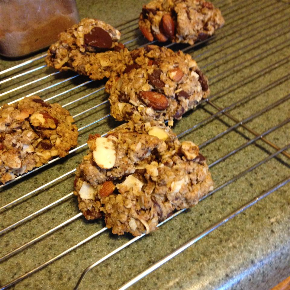 Soft Oatmeal Coconut Chocolate Chip Cookies Bobby