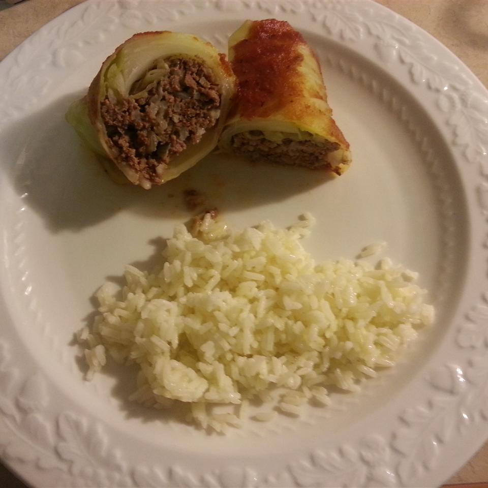 Cabbage Rolls II SayHay