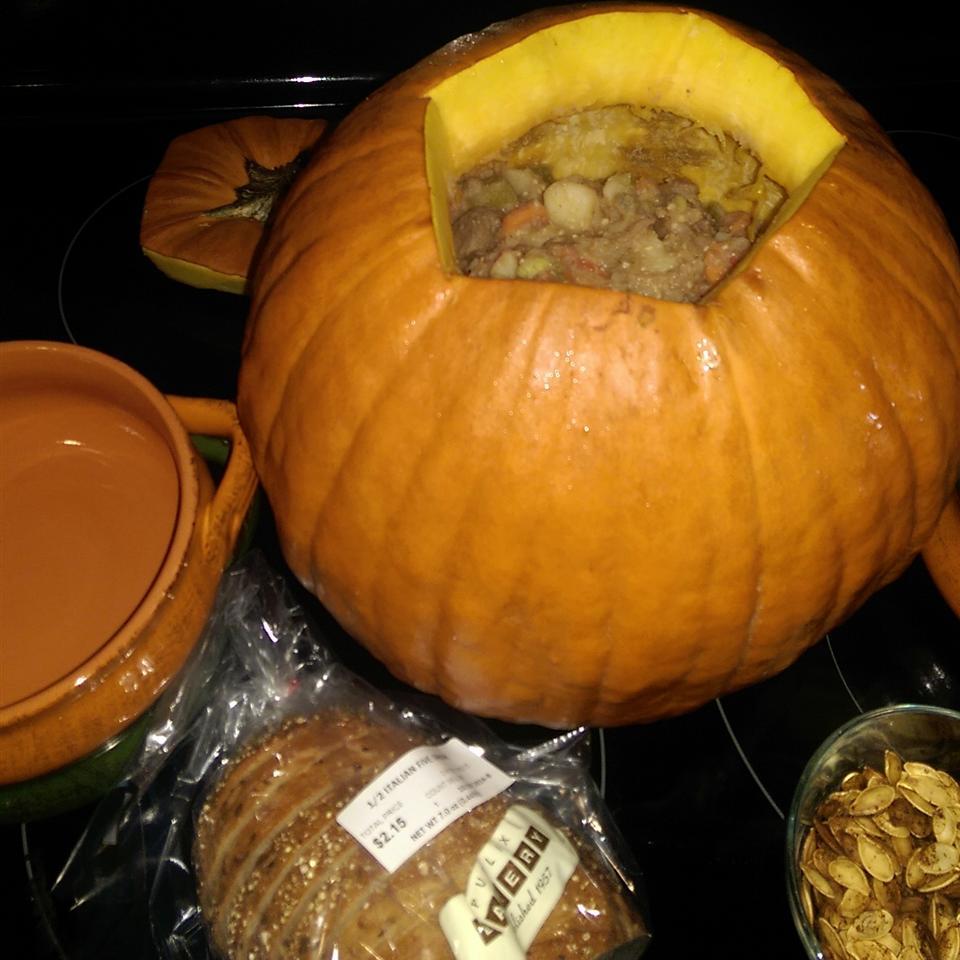 Pumpkin Stew