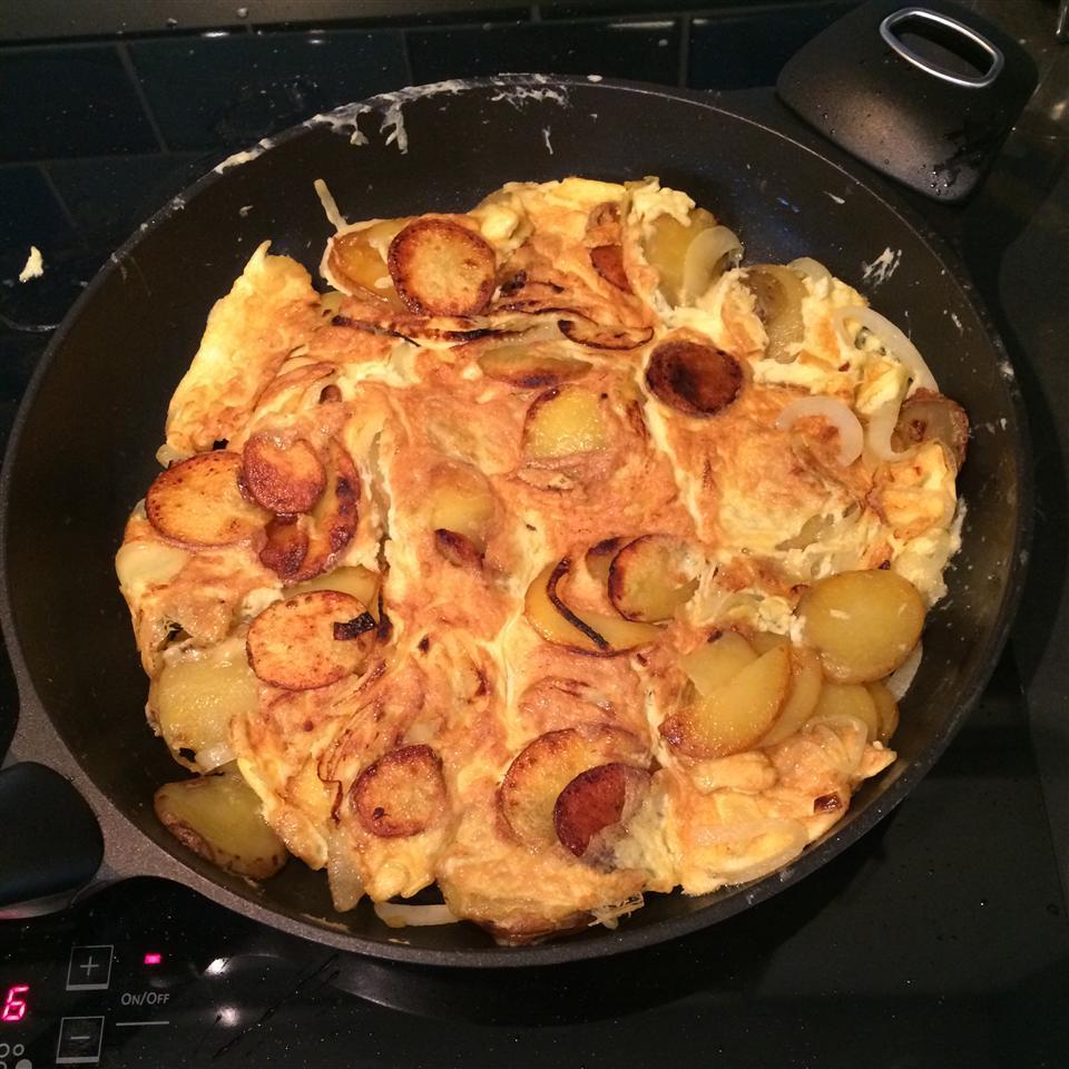 Spanish Potato Omelet Gavin Hay