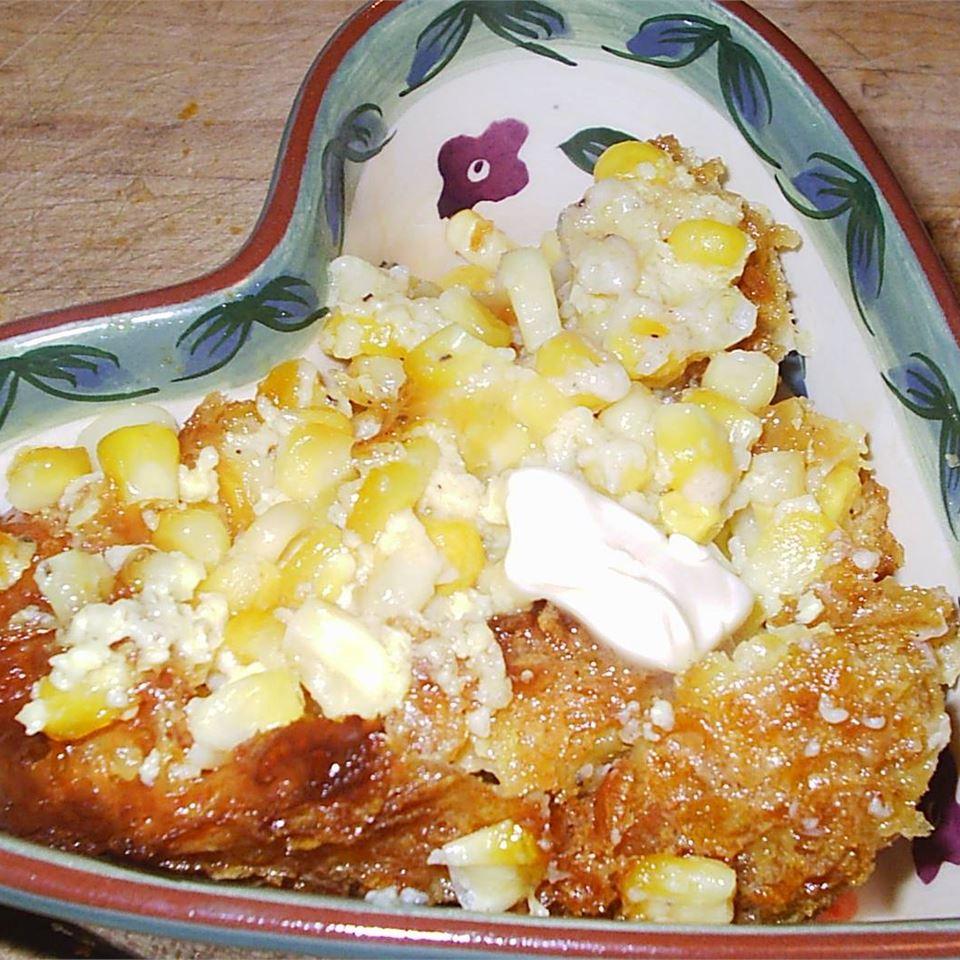 Baked Corn II Holly J Chadwick