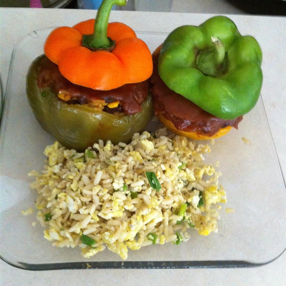 Stuffed Bell Peppers mz~diyari