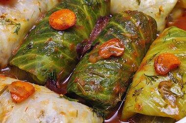 Cabbage Rolls with Quinoa   Allrecipes