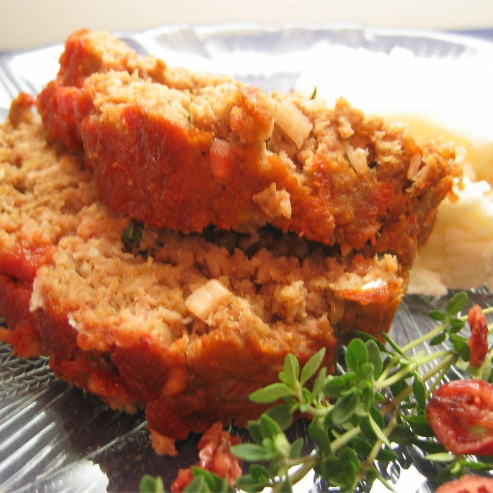 Rosemary Turkey Meatloaf