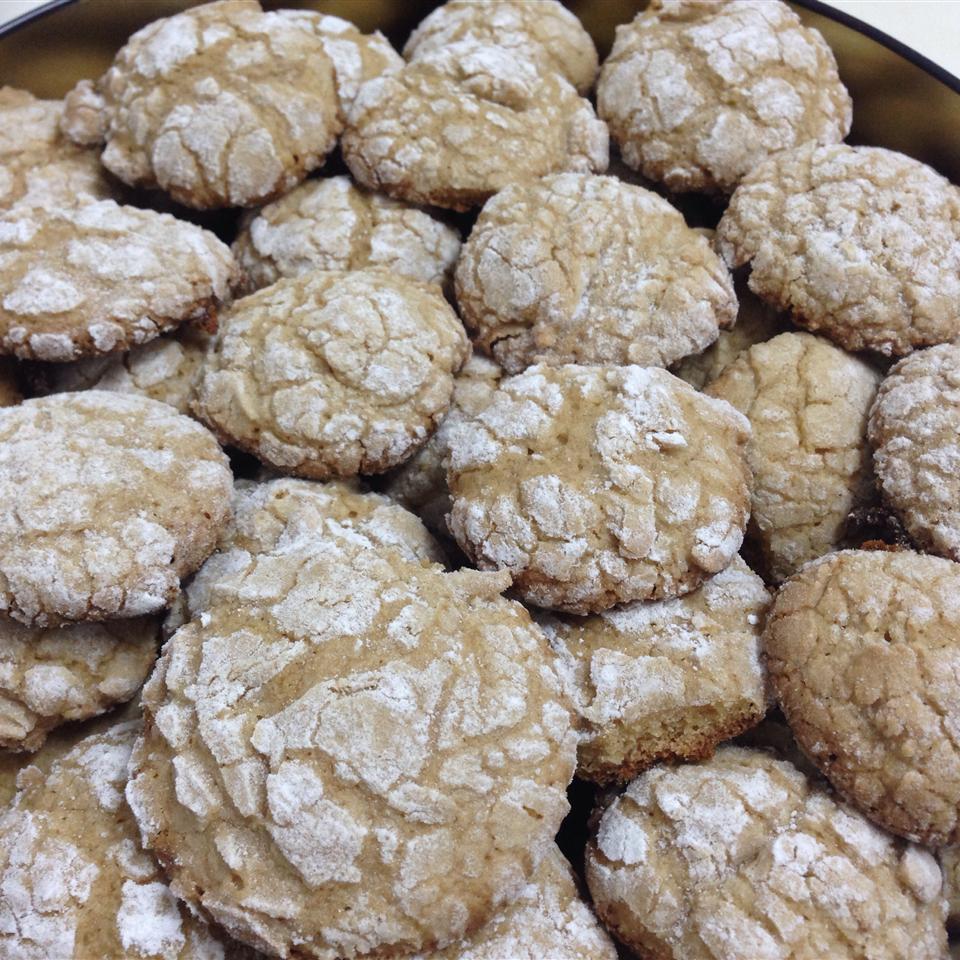 Brown Sugar Cookies chouchou