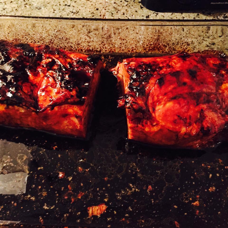Honey Glazed Pork Tenderloin