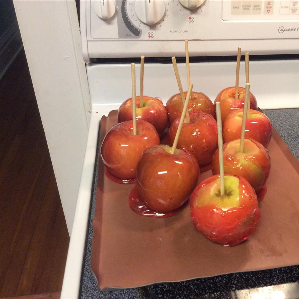 Candied Apples II Drknyt