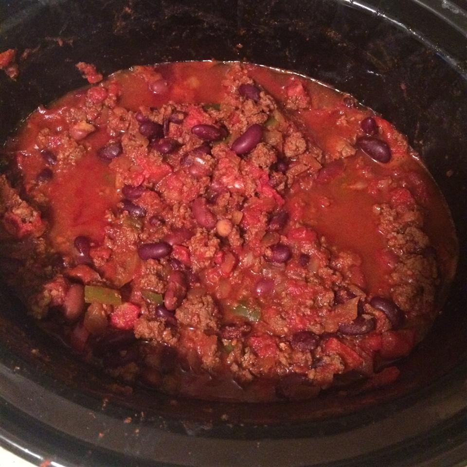 Christina's Slow Cooker Chili Brandon Schenck