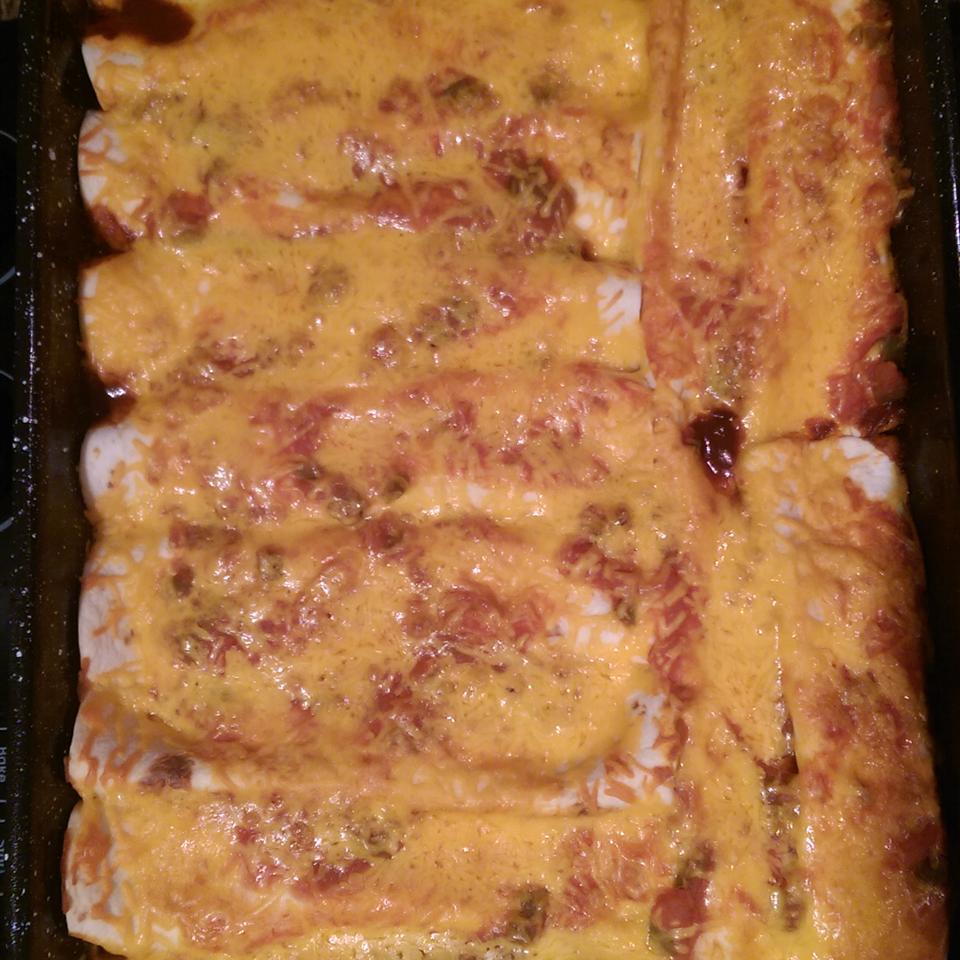Easy Enchiladas crunch903