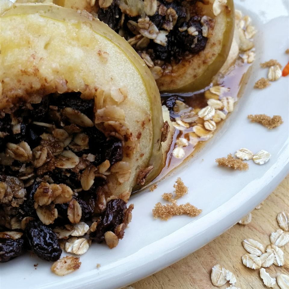 Slow Cooker Apples with Cinnamon and Brown Sugar Marcela Mariscal