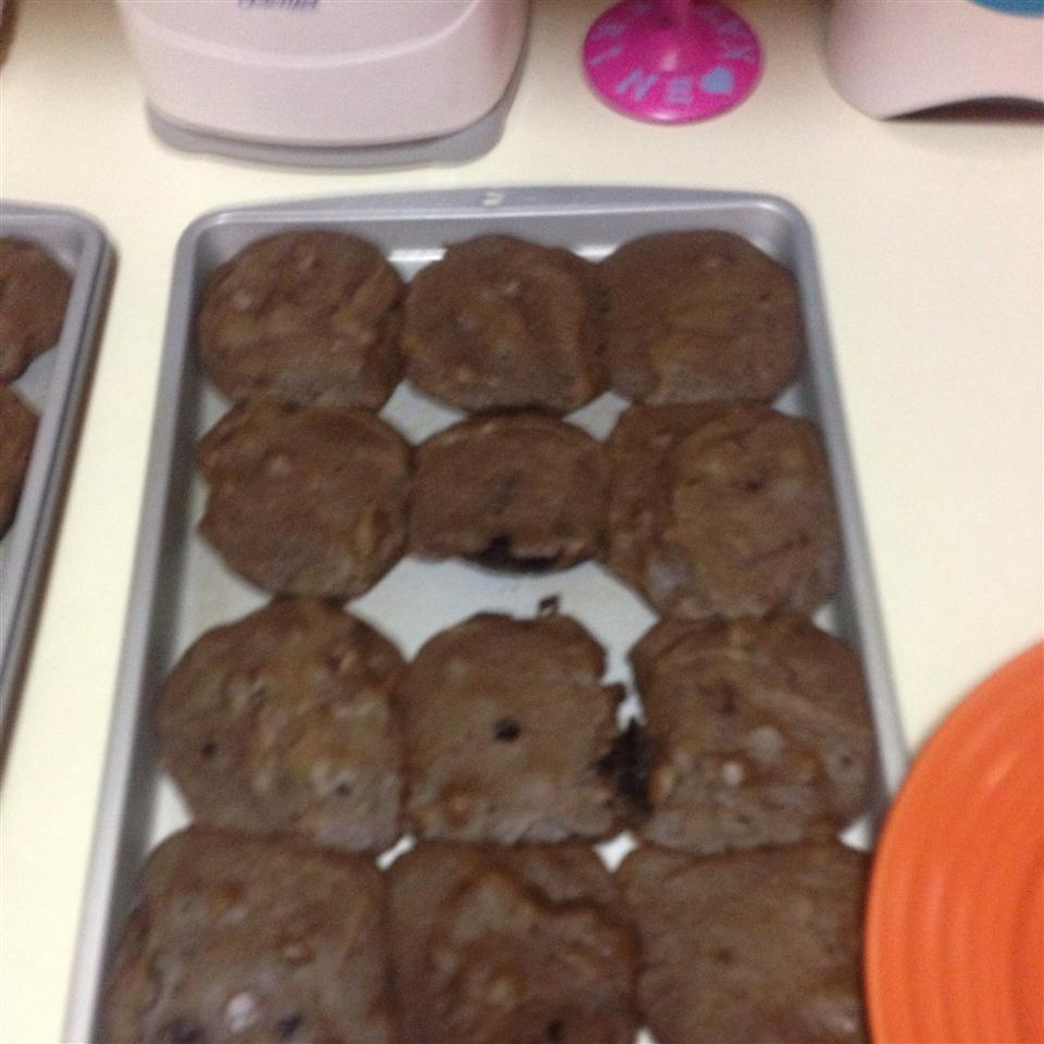Chewy Chocolate Cookies I