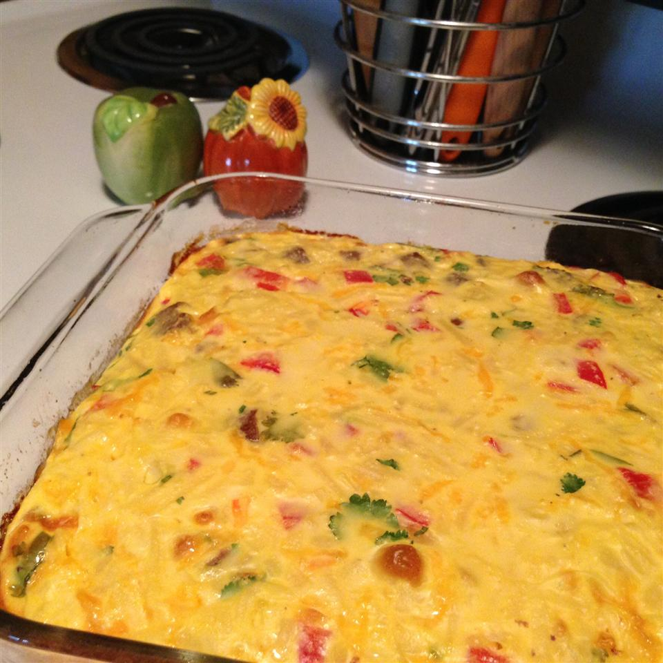 Potato, Sausage and Egg Breakfast Casserole KZrod