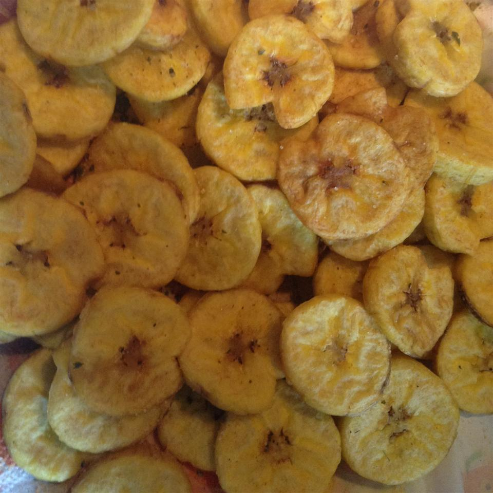 Plantain Chips Laura Megan Doughty