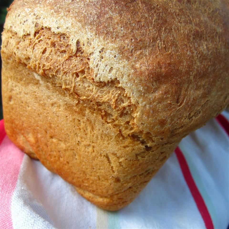 Buttermilk Whole Wheat Bread pomplemousse