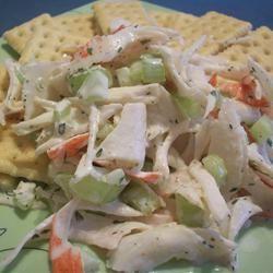 Crab Salad CookinBug