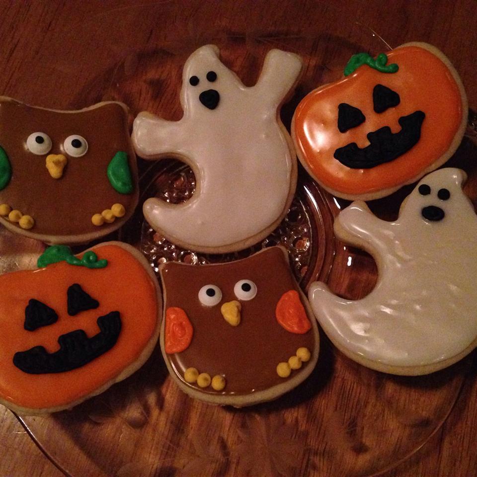 Sour Cream Sugar Cookies III melissa