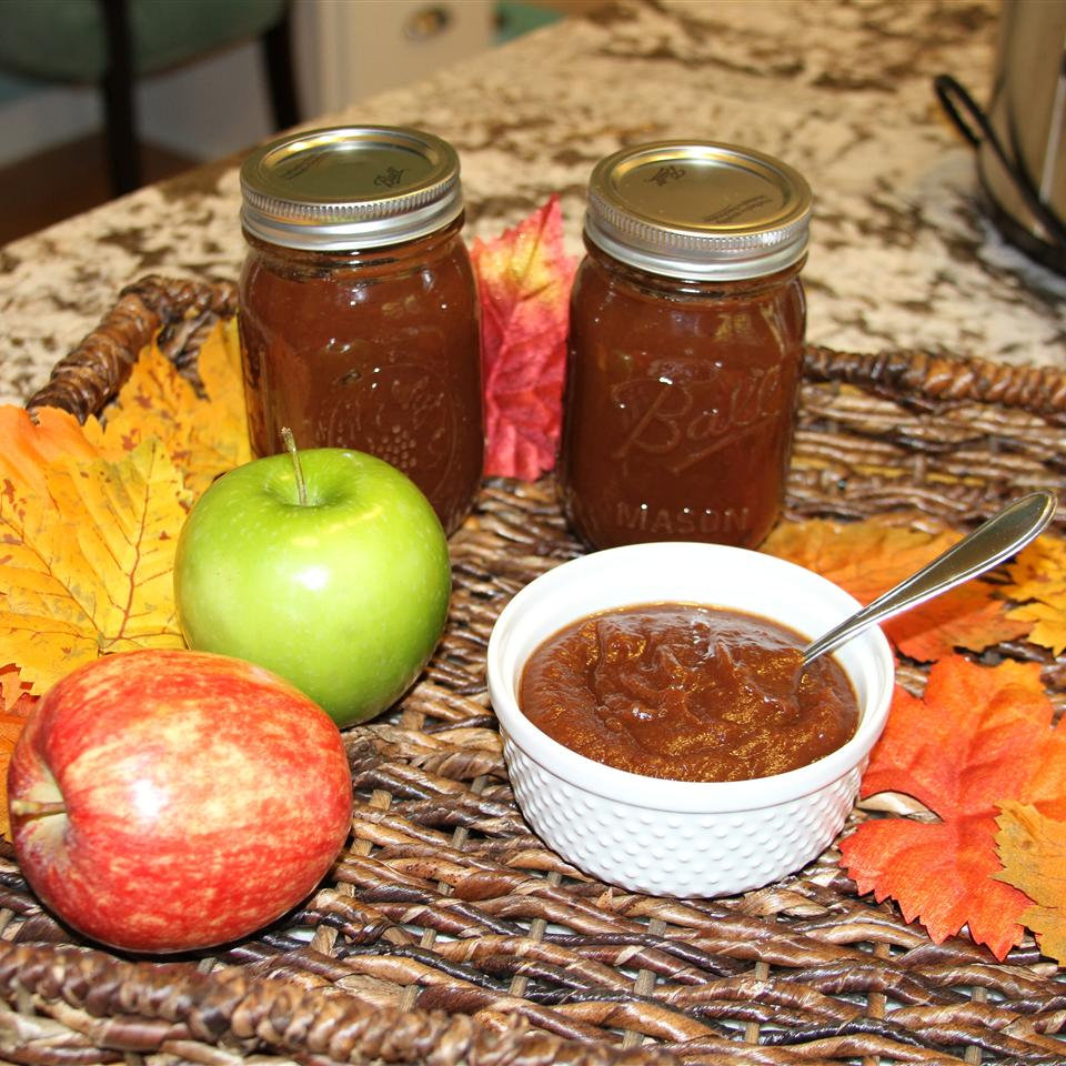 Apple Butter for the Slow Cooker
