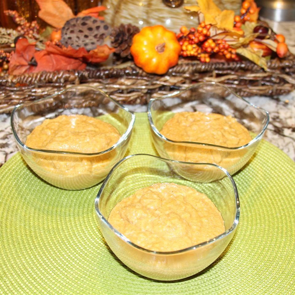Spiced Pumpkin Oats