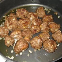 The Best Meatballs You'll Ever Have Christina