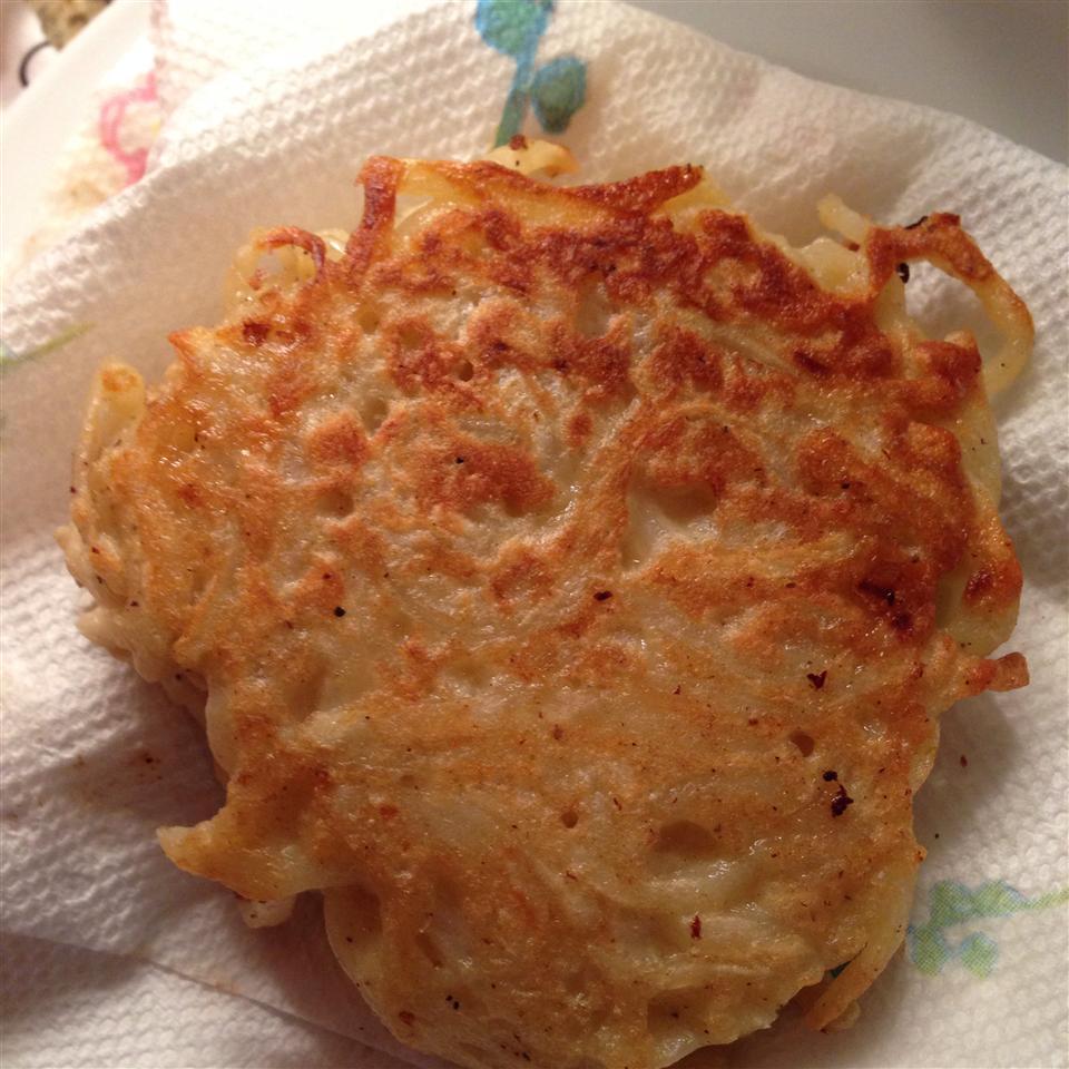 Potato Pancakes nate