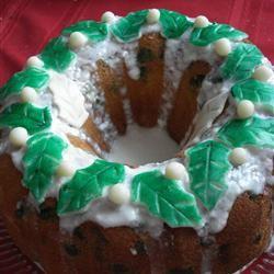 Almond Pound Cake Anonymous