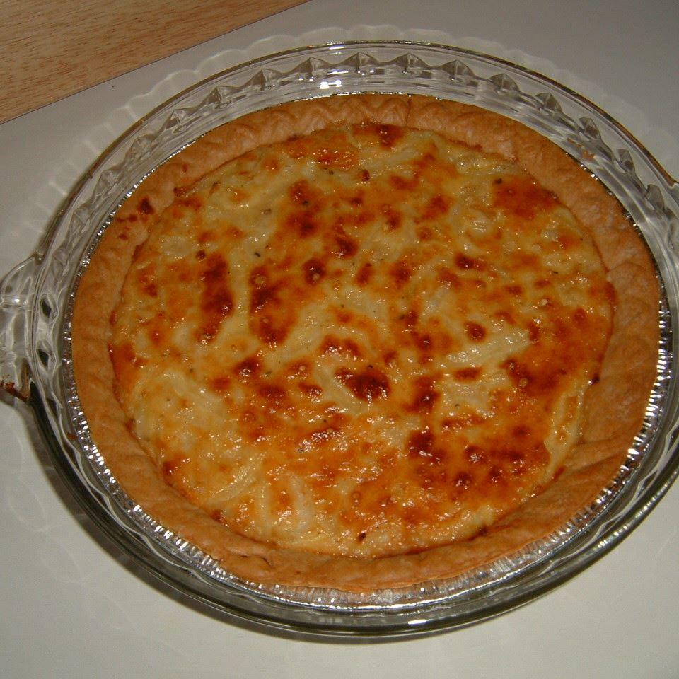 Donna's Cheesy Quiche Caroline C