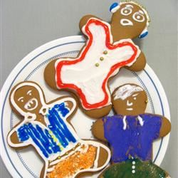 Gingerbread Cookies II
