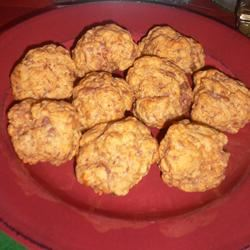 Easy Sausage Cheese Balls