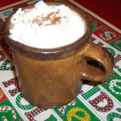 Old-Fashioned Hot Buttered Rum