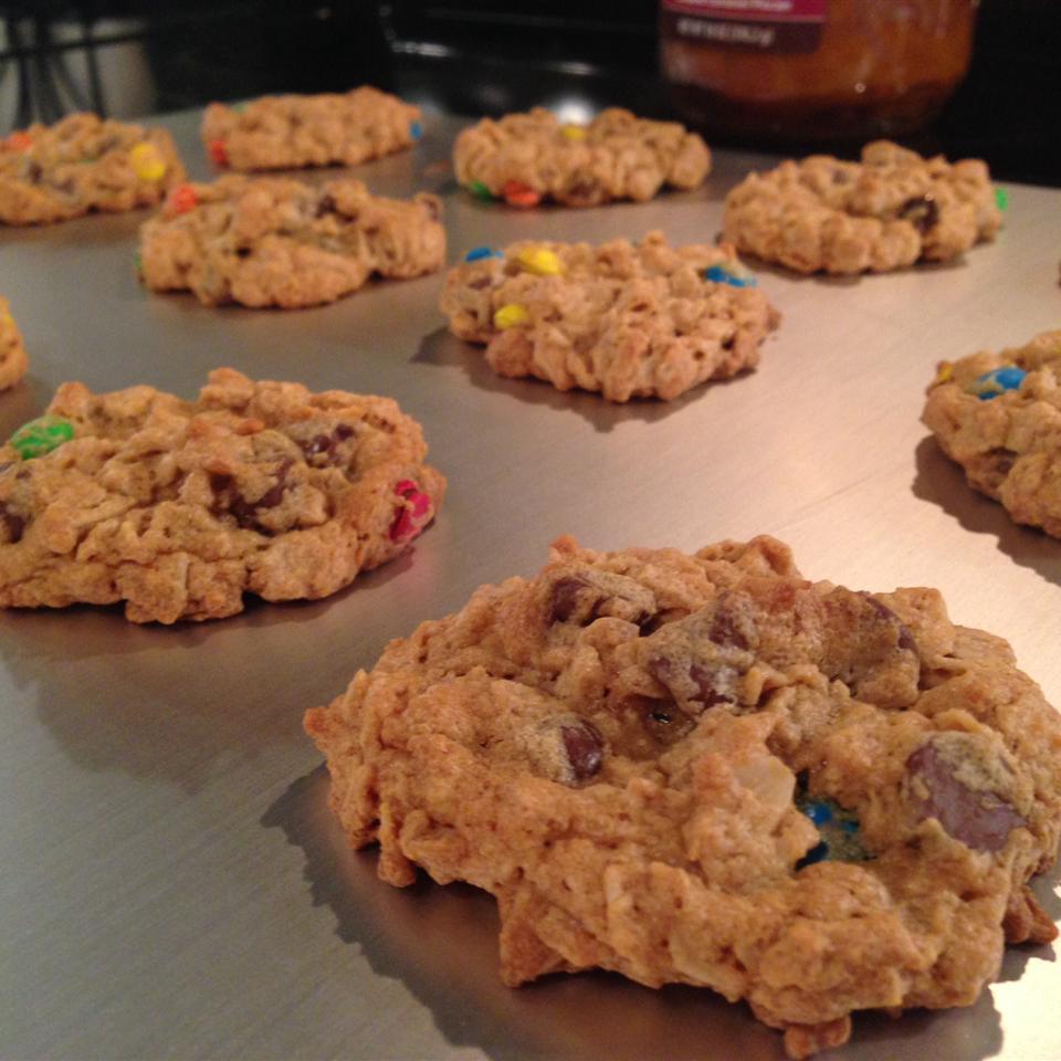 Monster Cookies VI Alissa Mattison