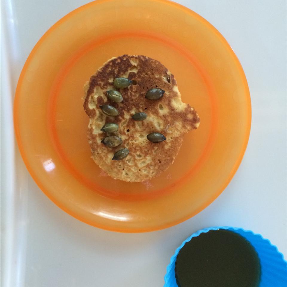 Simply Pumpkin Pancakes cdestini21