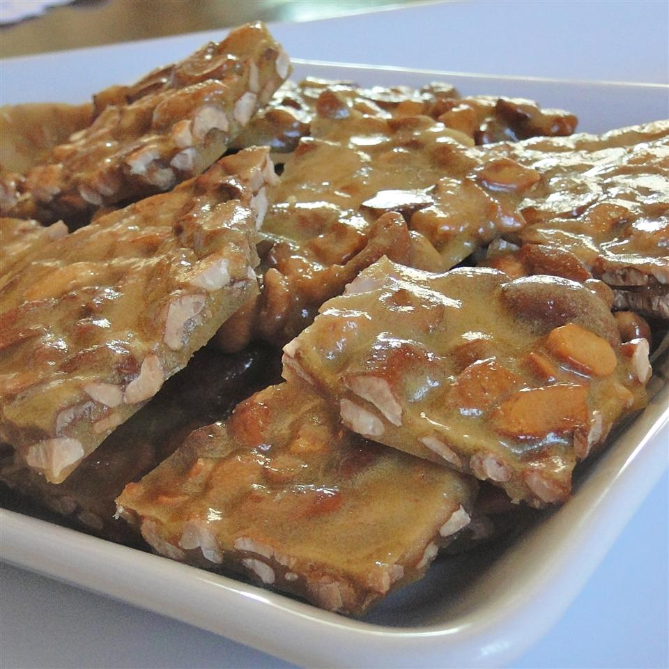 Shorecook's Cashew Brittle SHORECOOK