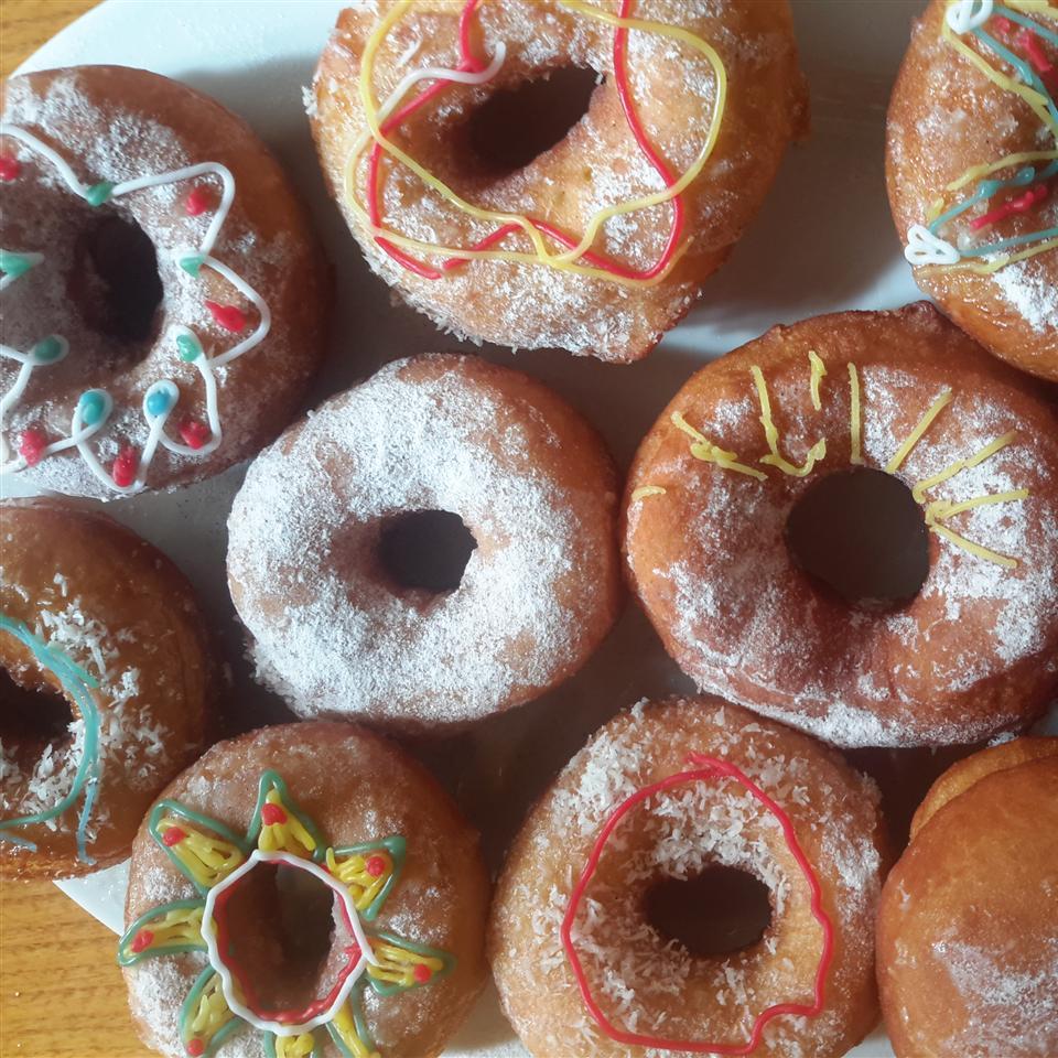 Crispy and Creamy Doughnuts Önay Burak Dogan