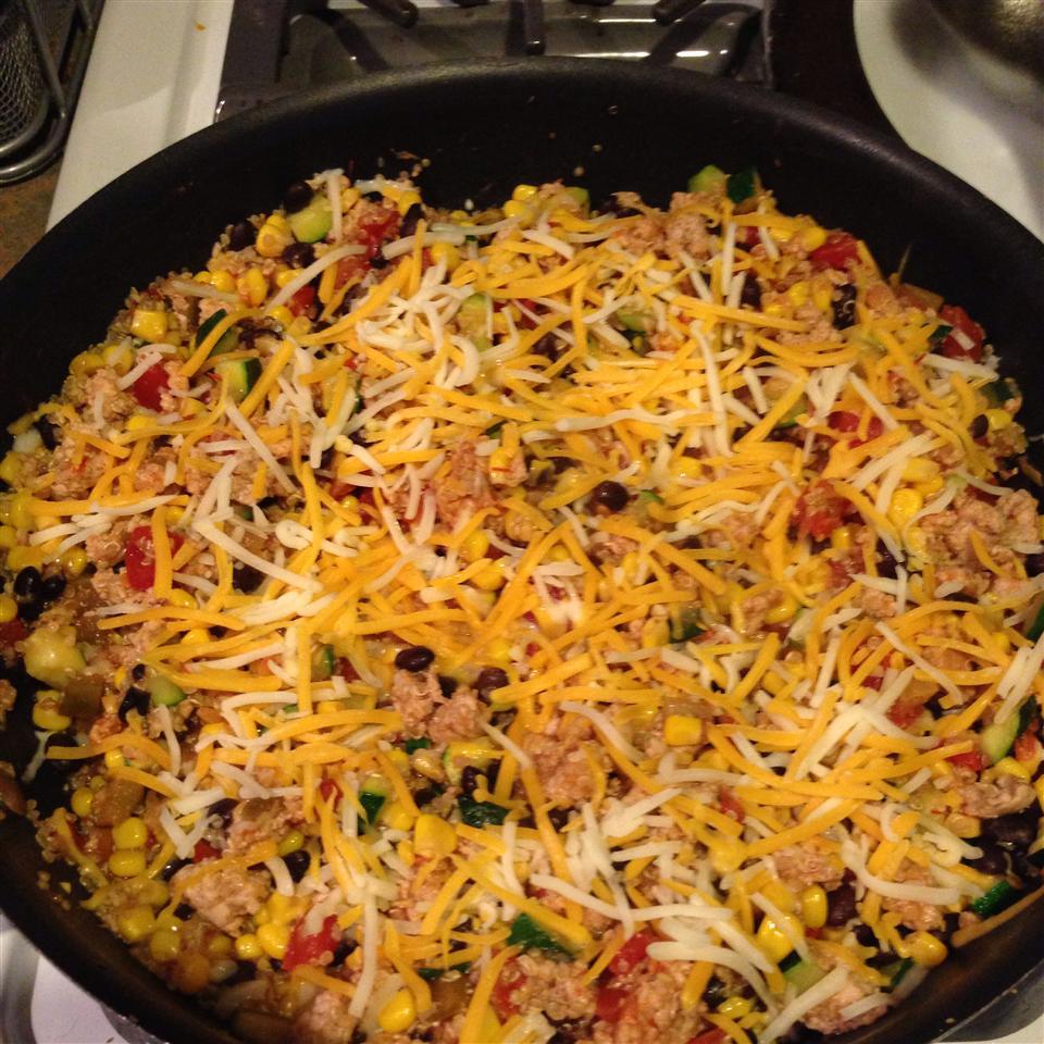 Spicy Chicken Quinoa 5poc