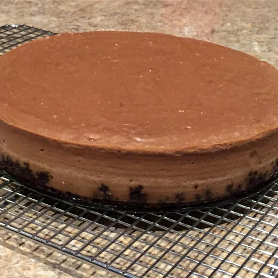 Irish Cream Chocolate Cheesecake Jerry