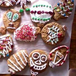 Storybook Gingerbread Men