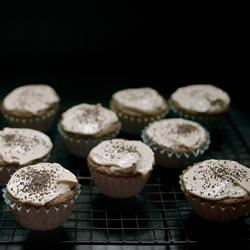 Gingerbread Cupcakes with Cream Cheese Frosting Cherry Rae