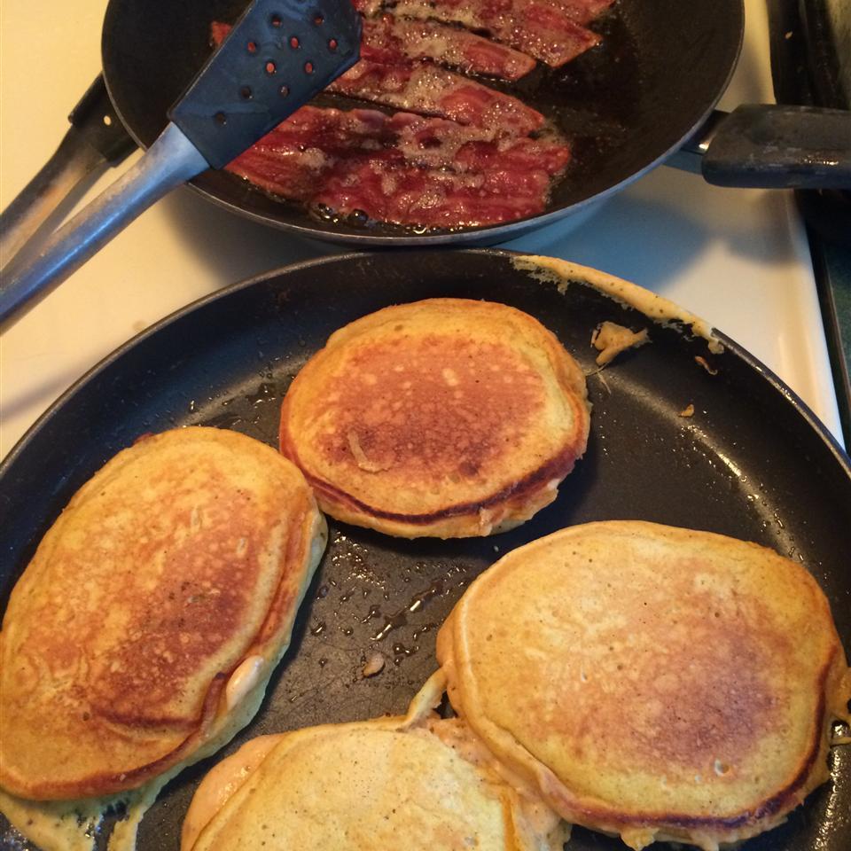 Simply Pumpkin Pancakes Kristen Milliron Fending