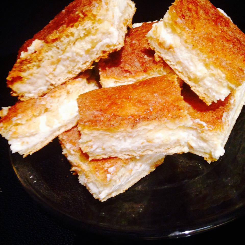 PAM® Sopapilla Cheesecake Pie