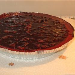 No-Bake Cranberry Sauce Pie JHarker